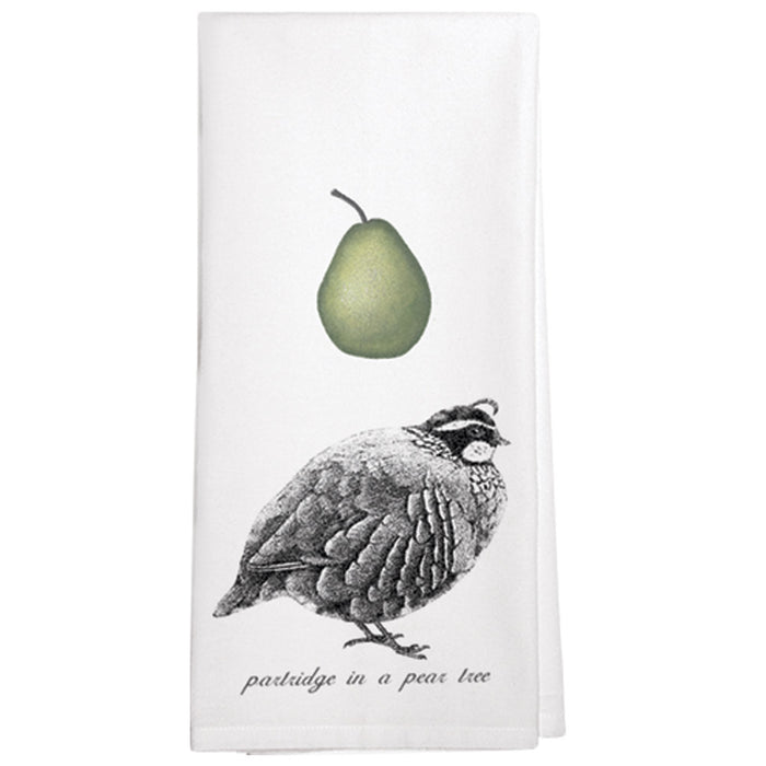Partridge Towel