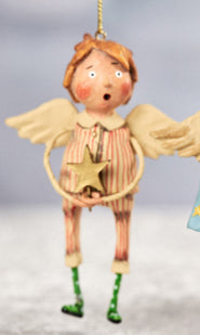 Babes in Toyland Angel Ornaments