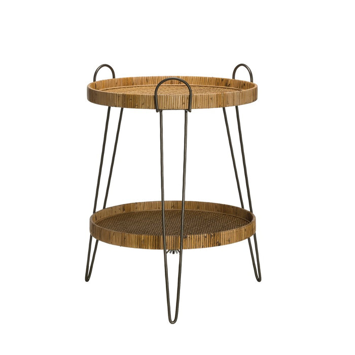 2-Tier Tray Table