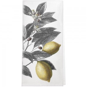 Lemon Branch Towel