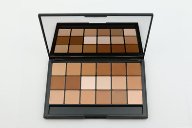 Vincent Kehoe - 18 Part Foundation/Concealer palette - #11