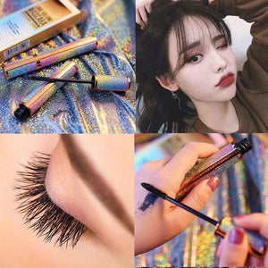 4D FIBER WATERPROOF EYELASH EXTENSION MASCARA
