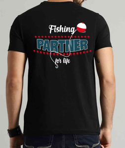 Fish Partner Couple T-Shirts