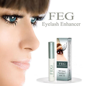 100% Original 3ml FEG Brand Enhancer Eyelash Serum Growth Treatment