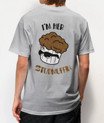 Load image into Gallery viewer, I'm Her Studmuffin/I'm His Cupcake Couple T-Shirts