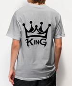 Load image into Gallery viewer, King Queen Couple T-Shirts