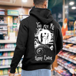 Load image into Gallery viewer, You Are My Happy Ending Couple Hoodie,Kangaroo Pocket