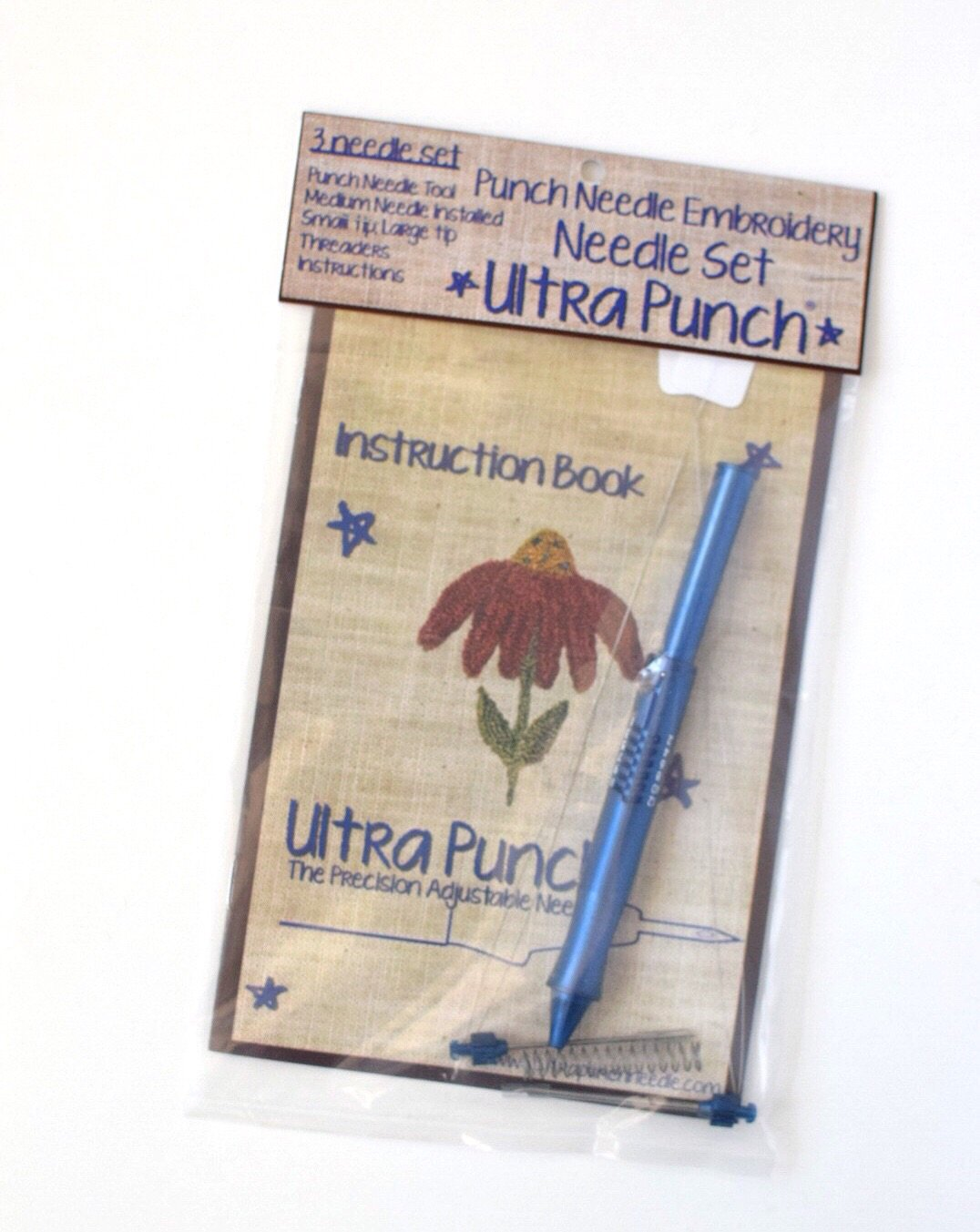 Ultrapunch needle