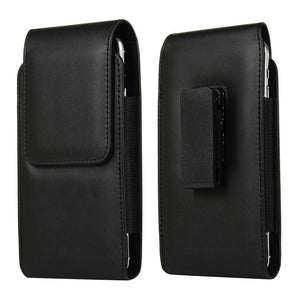 New Design Holster Case with Magnetic Closure and Belt Clip swivel 360 for FUJITSU ARROWS BE4 F-41A (2020)