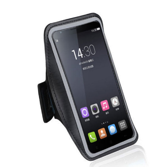 Armband Professional Cover Neoprene Waterproof Wraparound Sport with Buckle for ALCATEL 1A (2020) - Black