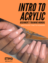 Load image into Gallery viewer, Intro to Acrylic Training Manual