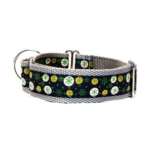 "Snow Flakes 1.5"" Collar"