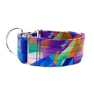 "Colourful Triangles 2"" Collar"
