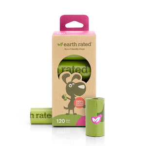 Earth Rated Eco-Friendly Poop Bags