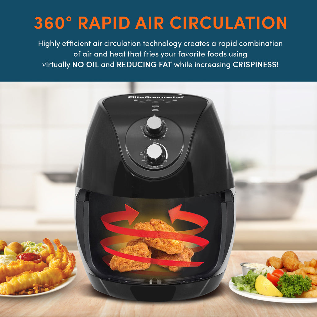 6.5Qt. Air Fryer