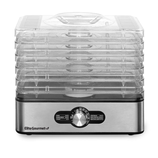 5-stainless Steel Tray Food Dehydrator