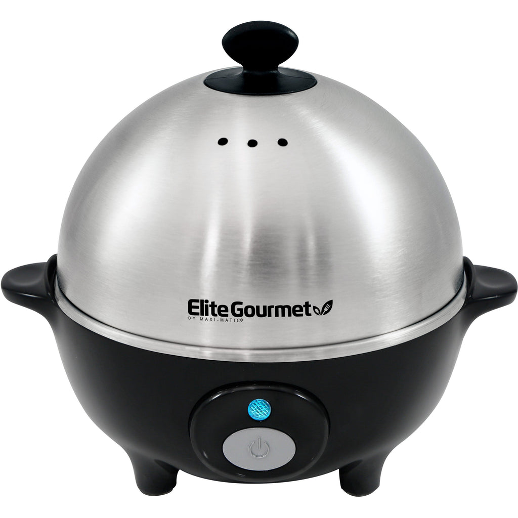 Stainless Steel Easy Egg Cooker