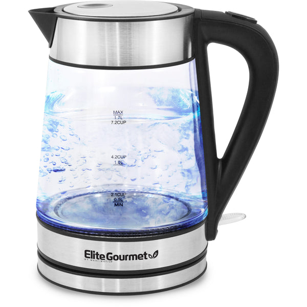 1.7L Glass Ultimate Electric Kettle