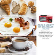 3-in-1 Deluxe Breakfast Station