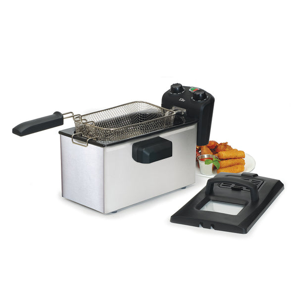 3.5Qt. Deep Fryer with Timer & Thermostat