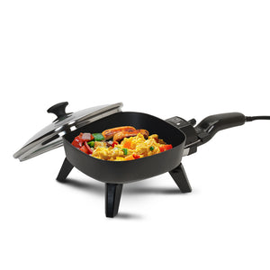 6-inch Personal Electric Skillet