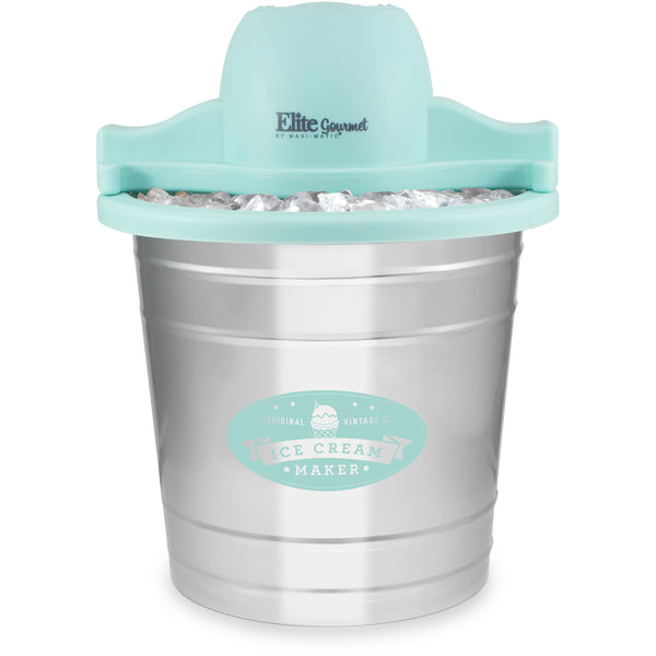 4Qt. Old-Fashioned Ice Cream Maker