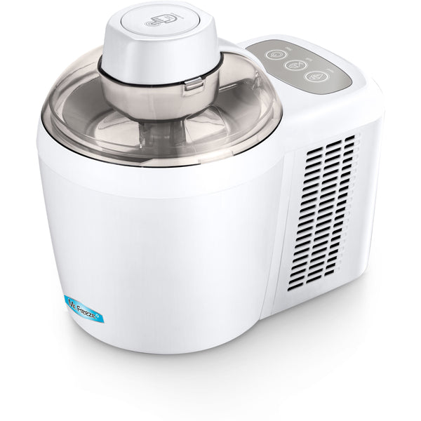 Self-Freezing Ice Cream & Gelato Maker with Thermoelectric Cooling System