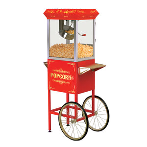 8oz Popcorn Trolley