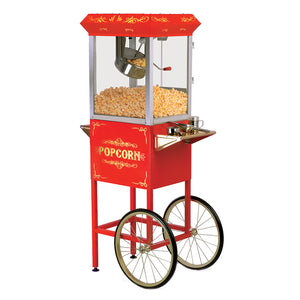 8Oz. Deluxe Popcorn Trolley