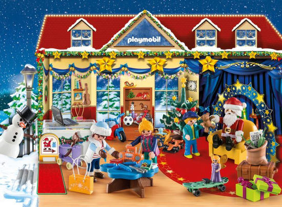 Advent Calendar-Toy Store