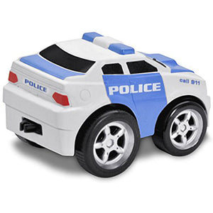Police Car-Soft Body