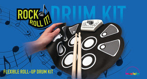 Rock And Roll It - Drum