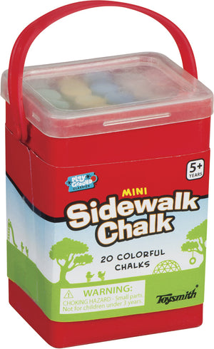 Mini Sidewalk Chalk