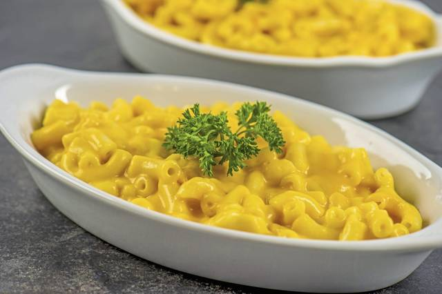 Camp Meals - Mac and Cheese