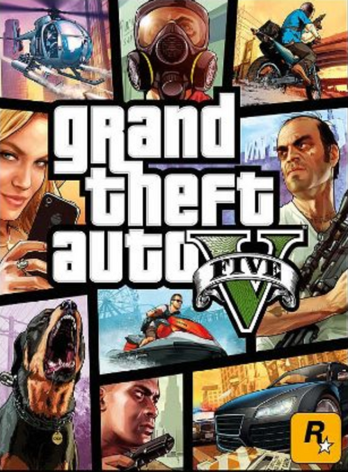 Grand Theft Auto V (Compte Principal + Secondaire )