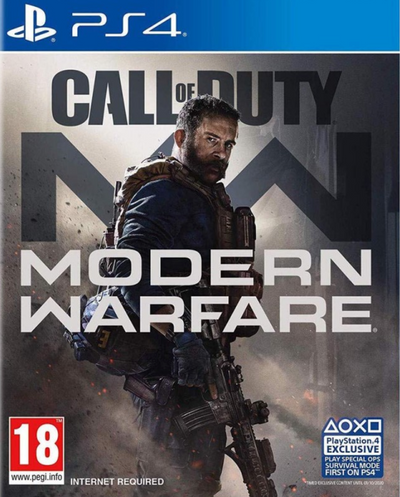 Call of Duty®: Modern Warfare® (Compte Principal + Secondaire )