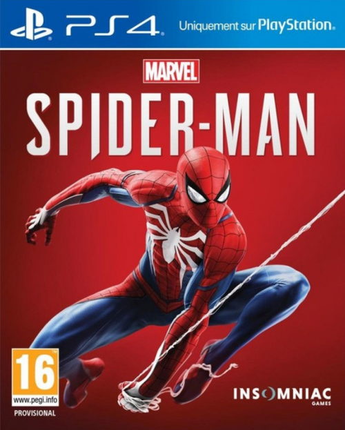 Marvel's Spider-Man: Game of the Year Edition (Compte Principal + Secondaire )