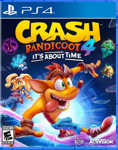 Crash Bandicoot™ 4: It's About Time (Compte Principal + Secondaire )