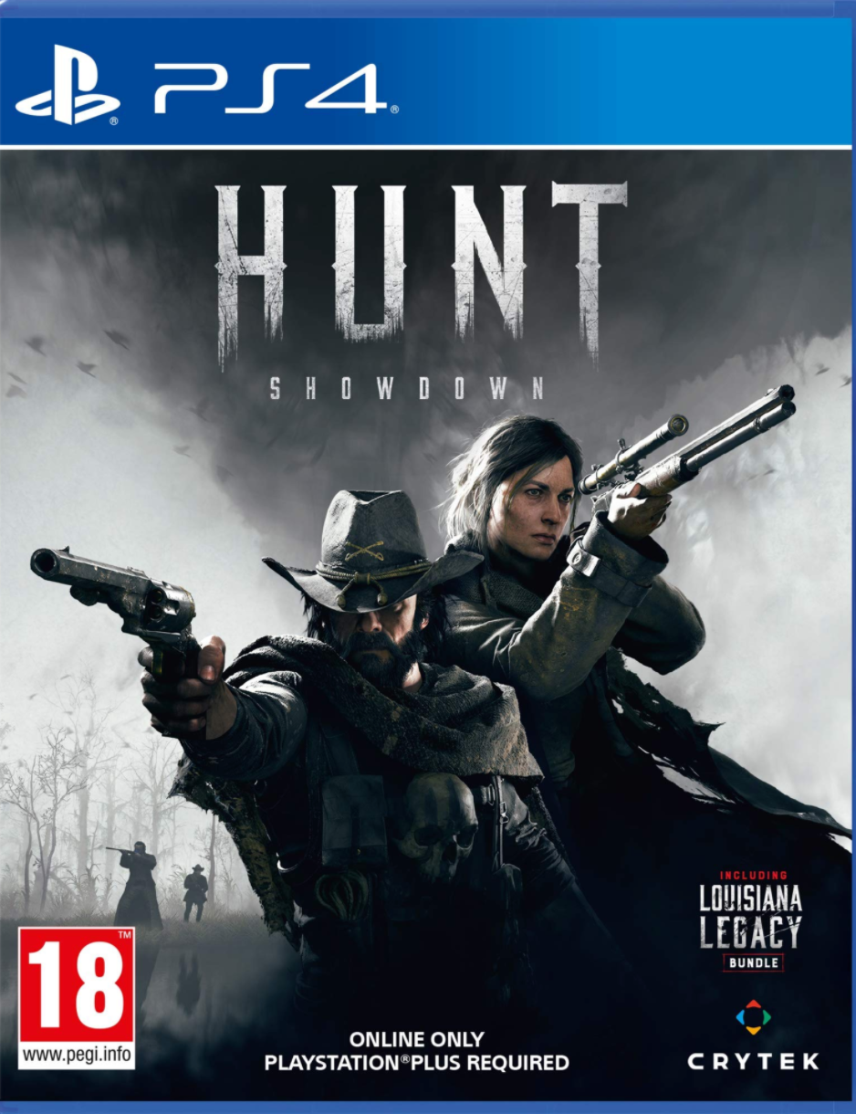 Hunt: Showdown - Master Hunter Edition (Compte Principal + Secondaire )