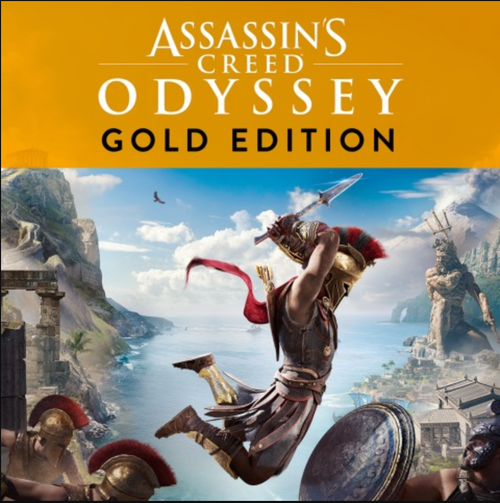 Assassin's Creed® Odyssey Gold Edition (Compte Principal + Secondaire )