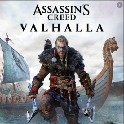 Assassin's Creed Valhalla    ( Compte digital p+s )