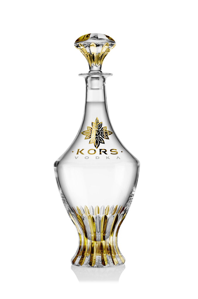 Kors Vodka Gold Edition (1/750)