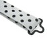 Turner White and Black Polkadot Bow Tie - Ferrecci USA