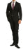 Windsor Black Slim Fit 2pc Suit - Ferrecci USA