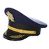 Navy Military Cadet Captain Sailor Hat - Ferrecci USA