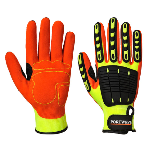 Anti Impact Grip Glove- A721