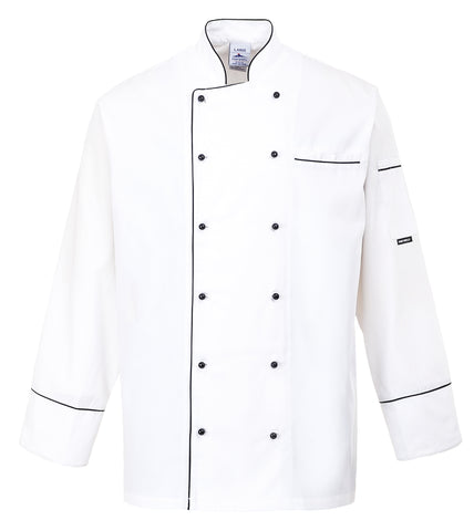 Cambridge Chef Jacket- C775