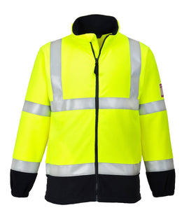 Bizflame Hi-Vis Fleece- FR31