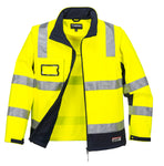 Chassis Softshell Jacket D/N- K8074