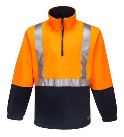 Utility Fleece Top D/N- K8162